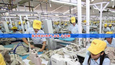 lowongan kerja pabrik garmen