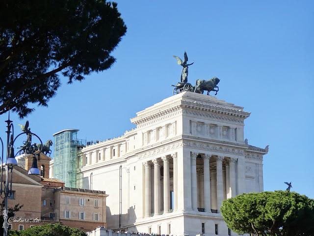 rzym, zabytki, altare della patria, ołtarz, vittorio emanuele