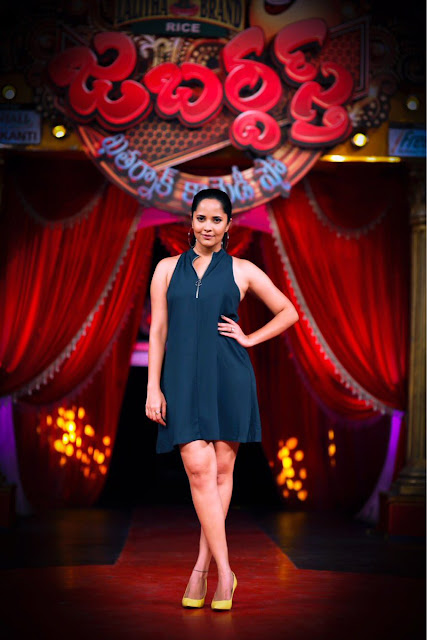 Anchor Anasuya Latest Photoshoot Stills for Jabardasth