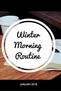 winter-road-snow-morning-morningroutine-january-blogpost
