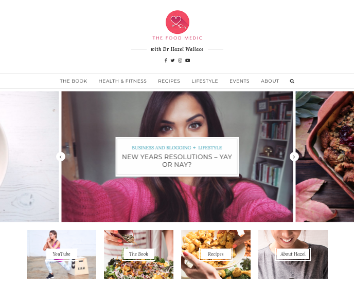 Great websites: The Food Medic