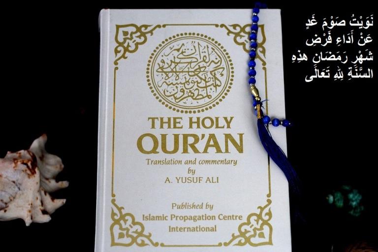 cara niat puasa ramadhan