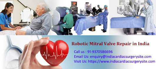 Indian aiding the Medical Tourists to reap the Benefits of Mitral Valve Repair Surgery in India