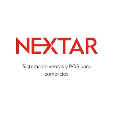 Nextar - Software POS gratis con control de inventarios