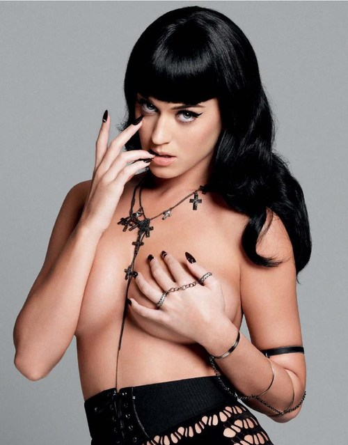 Katy Perry Hot Nude 8