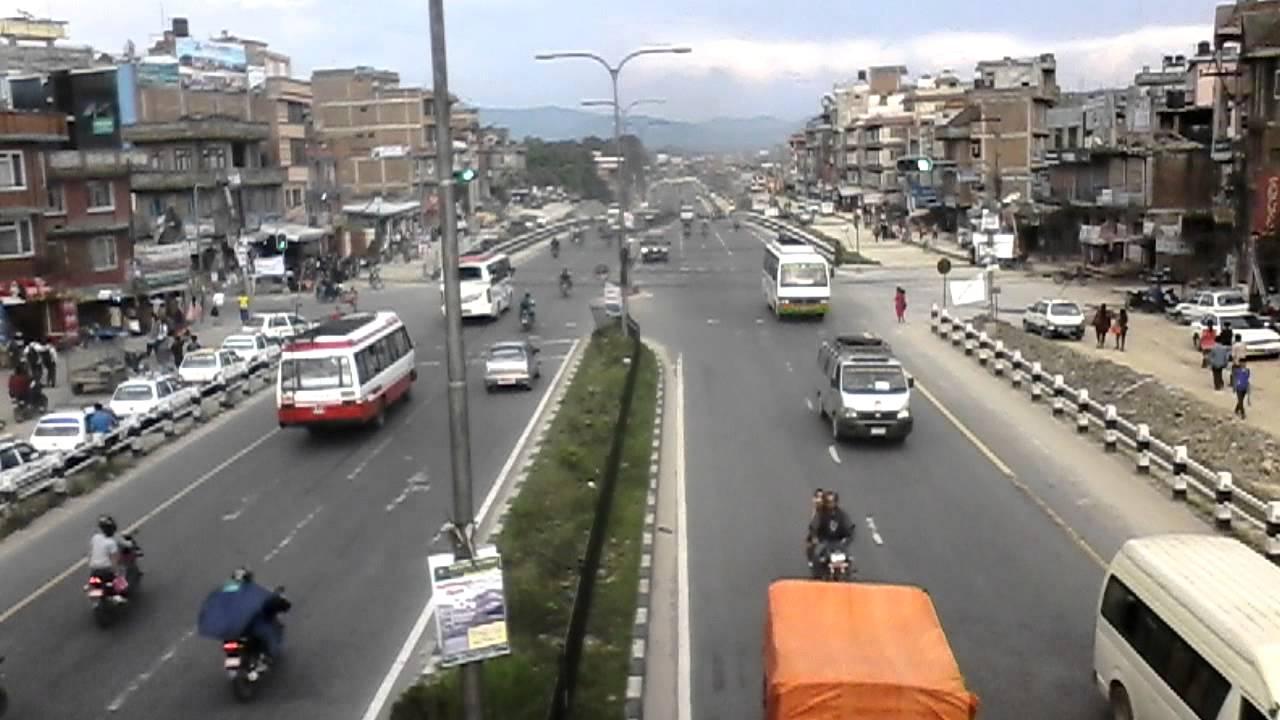 transportation in nepal essay
