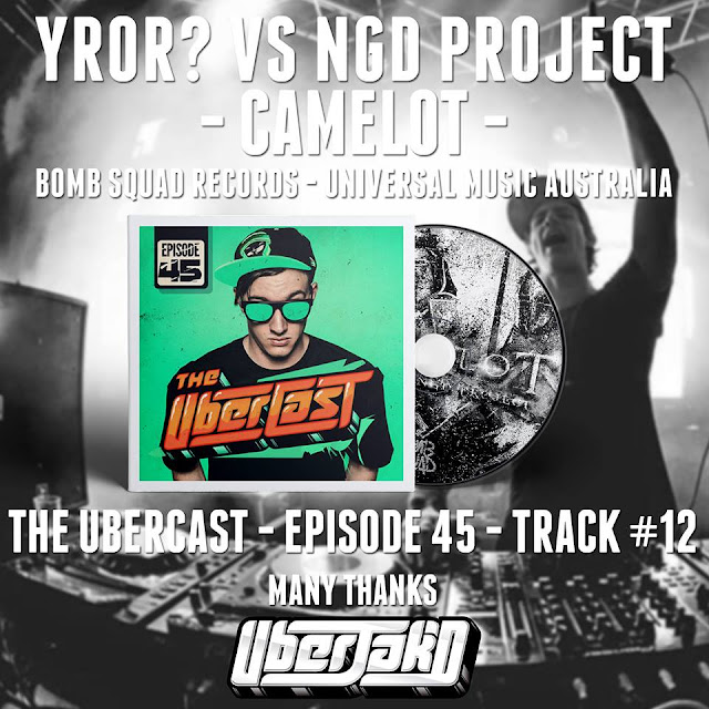 NGD Project Silicon Michael Gadani Alberto Tavanti Top Producers Timmy Trumpet Bountrump Carousel Bombs Away Edit Universal Music Central Station Bomb Squad Uberjakd Uberjakd' YROR Collab Minimal Camelot