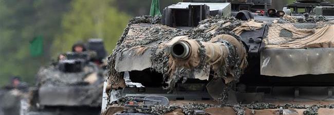 Кращі танкісти змагатимуться на Strong Europe Tank Challenge