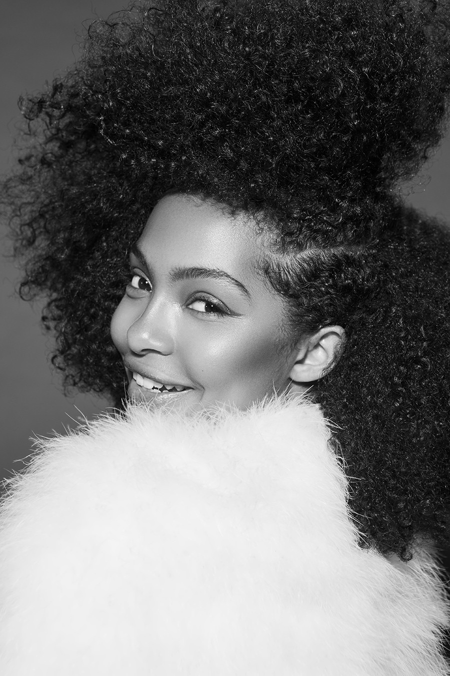 Yara Shahidi for Paper Magazine