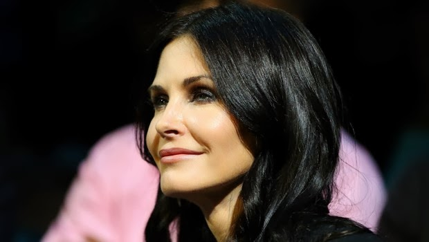 Courteney Cox Plastic Surgery Botox Injections And