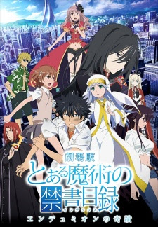 Download To Aru Majutsu no Index: Endymion no Kiseki Sub Indo – Anime no Ecchi