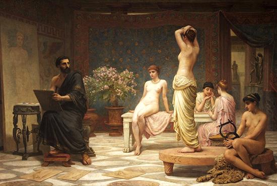 La Pittura Romana Romanoimpero Com