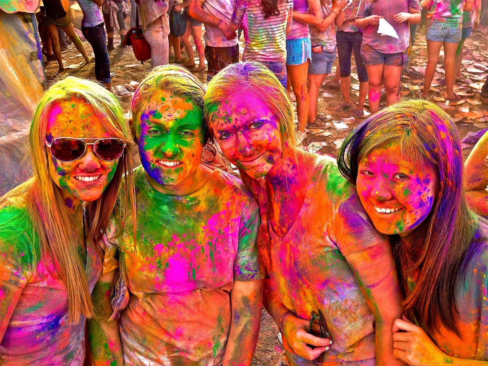 Holi Photo: Blog About Latest Travel News, Guides And Tips : Guided