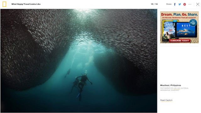 Get Published, Underwater Photography, Jun V Lao