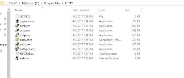 Bagaimana hendak transfer file dari Linux ke Window?