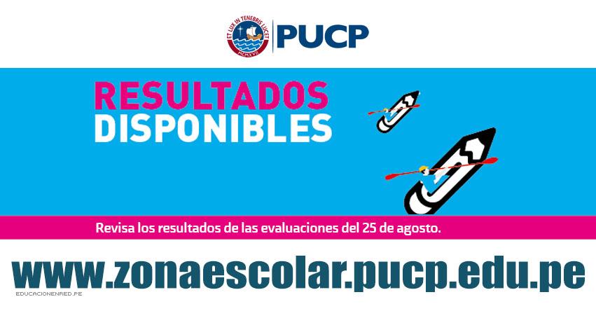 Resultados PUCP 2019 (Domingo 25 Agosto) Lista de Aprobados - Simulacro PUCP - Becas PUCP - Zona Escolar - Examen de Admisión - Pontificia Universidad Católica del Perú - www.pucp.edu.pe