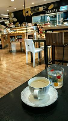 タイのカフェモカ