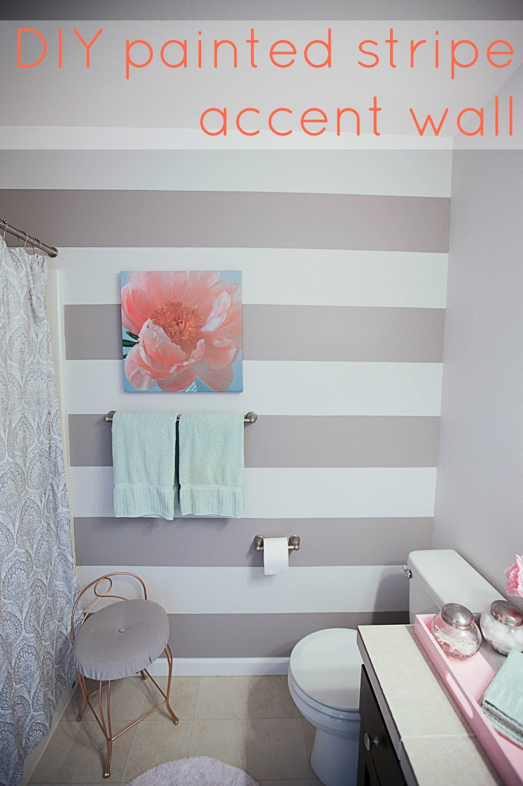 More Gorgeous New Home Photos Painted Bathrooms Create