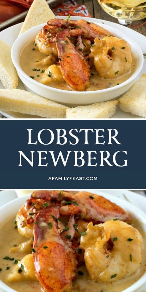 Lobster Newberg
