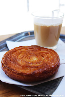 Kouign Amann at Gontran Cherrier in Paris