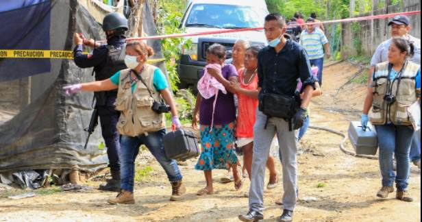 Comando asesina a 6 en Acapulco; bebé de 4 meses entre las víctimas