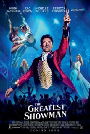 Jadwal THE GREATEST SHOWMAN di Bioskop