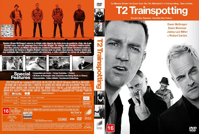 Capa DVD T2 Trainspotting [Custom]