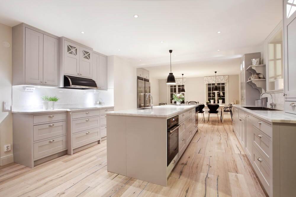 Cocinas con estilo consejos para dise ar tu cocina - Meglio luce calda o fredda in cucina ...