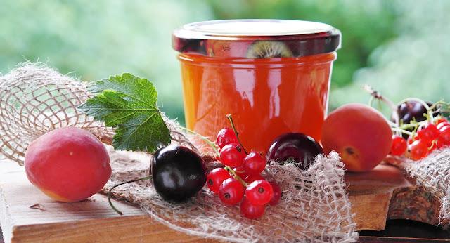 dulceata 100% naturala din fructe fara zahar