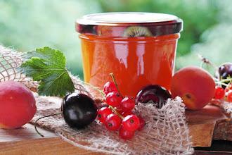 Unde gasesc dulceata 100% naturala din fructe fara zahar?
