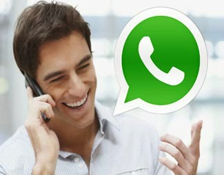 whatsapp voice call