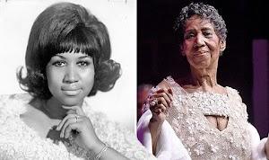 RIP!  World Gospel Singer Aretha Franklin Is Dead