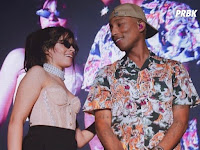 Pharrell Williams Feat Camila Cabello - Sangria Wine (Pop) [Download]