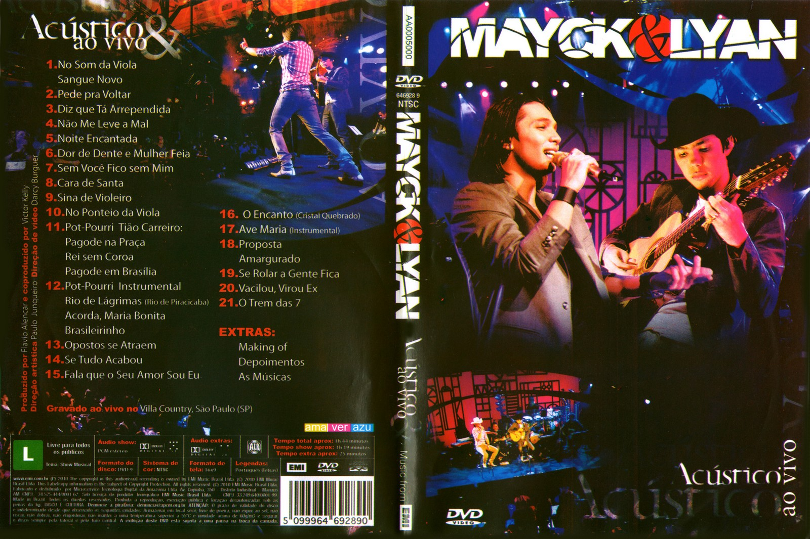 mayck & lyan acustico & ao vivo