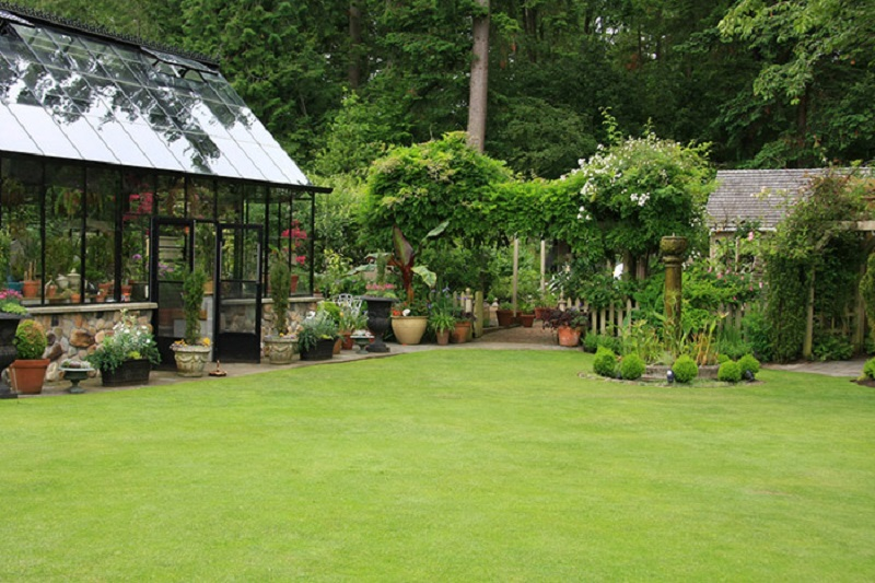 Green Room Garden