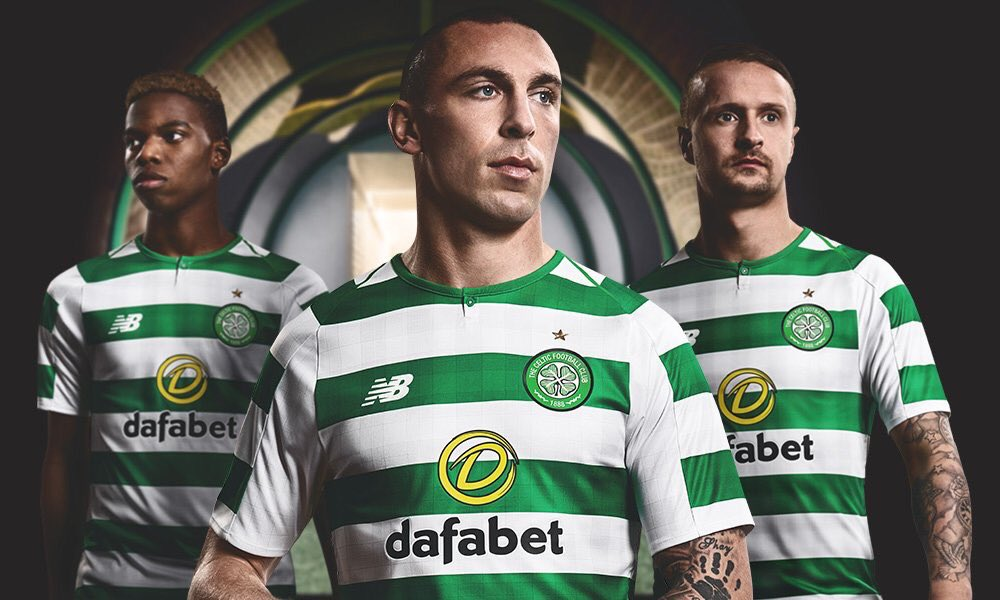 Celtic 2018-2019 Kit Range Takes Inspiration From The 115 Years Since The  Club First Used Hoops 89913028e