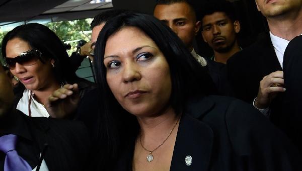 Organizadores de la reunión de fiscales iberoamericanos le negaron el acceso a Katherine Harrington