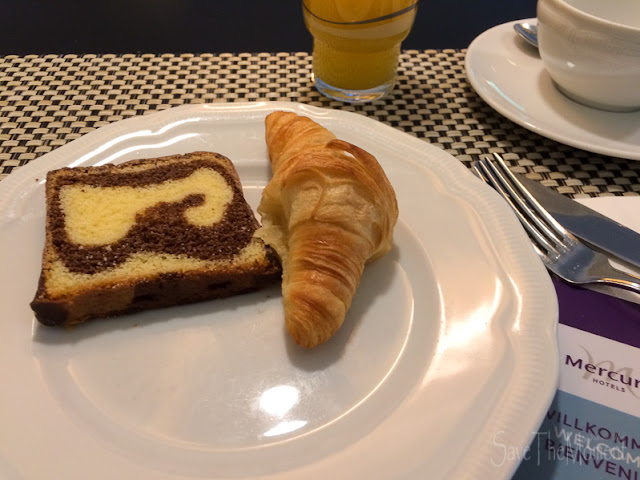 Frühstück Congress Hotel Mercure Nürnberg