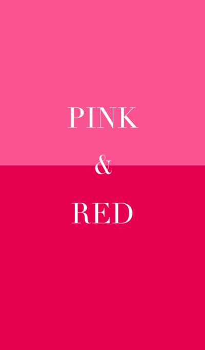 pink & red [vivid]