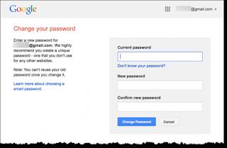نسيت كلمة سر جيميل وكيفية استرجاع حساب Gmail الخاص بطرق سهله