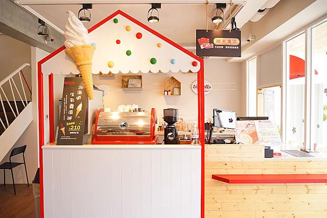 DSC06005 - 熱血採訪│台中美食亞尼克台中旗艦店,繽紛鮮果生乳捲新上市,還有自助DIY手作蛋糕體驗