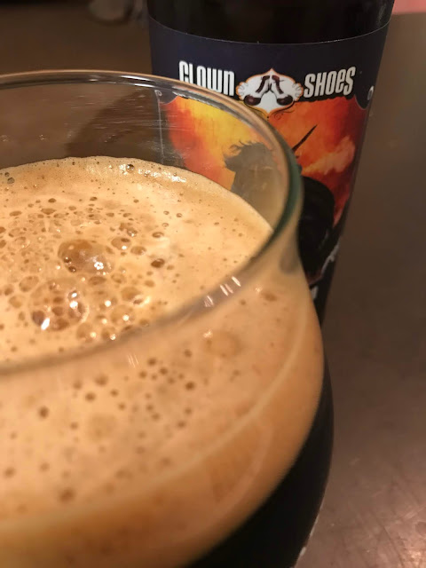 Clown Shoes Blaecorn Unidragon Russian Imperial Stout 2