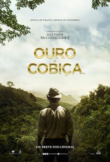 Baixar Filme Ouro e Cobiça Dublado 2017