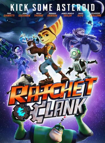Ratchet & Clank (BRRip 720p Dual Latino / Ingles) (2016)