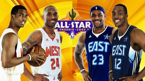 2009 NBA All-Star Game: full game - YouTube