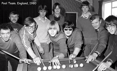 pool team england 1980