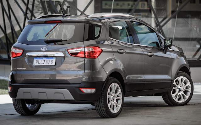 Novo Ford Ecosport 2020 Automático Flex