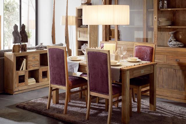 Mesas de comedor mesas de comedor coloniales - Mesa comedor colonial ...