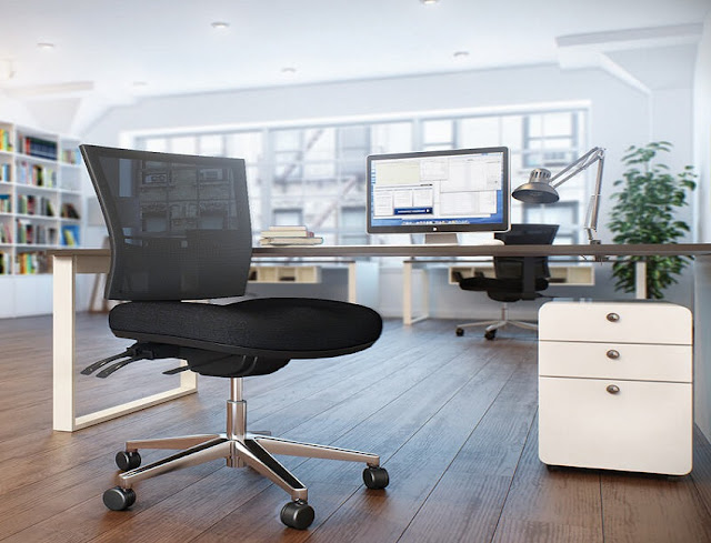best buy ergonomic office chair with no arms for sale