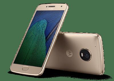 Smartphone Moto G5 Plus